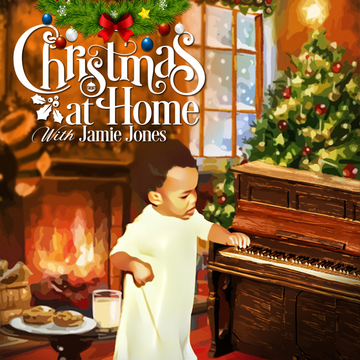 Artwork - Christmas At Home with Jamie Jones EP Approved